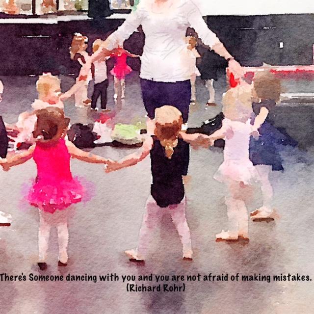 eloise dancing